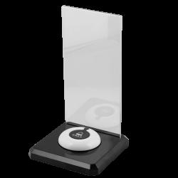 K-SL подставка  для кнопки вызова (чёрный)