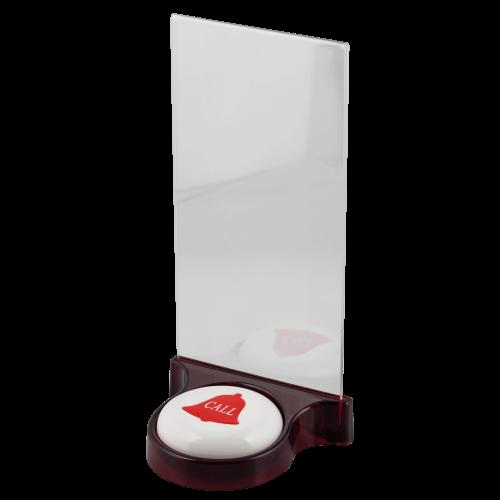 K-SP подставка  для кнопки вызова (вишня)
