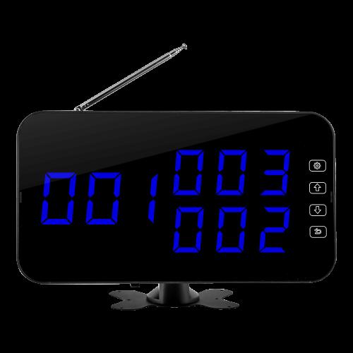 K-4-C табло отображения вызова (синий)