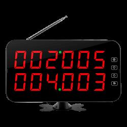 K-4-D табло отображения вызова (красный)