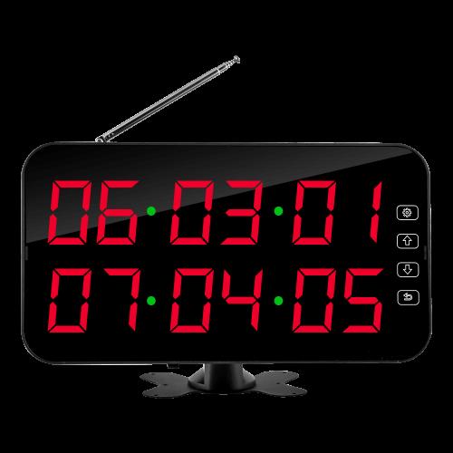 K-4-F табло отображения вызова (красный)