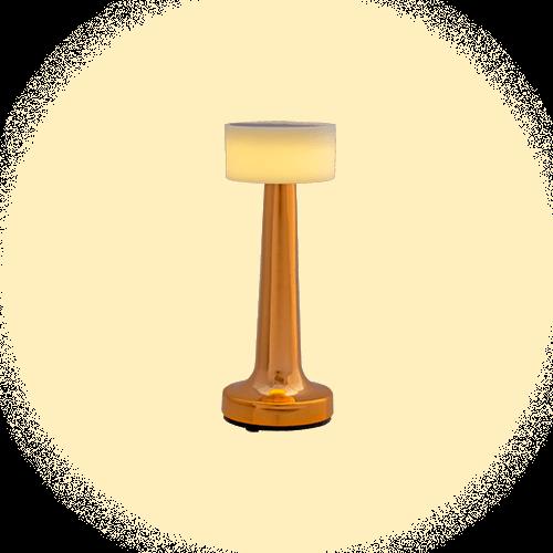 Новинка! Беспроводные светильники для ресторанов