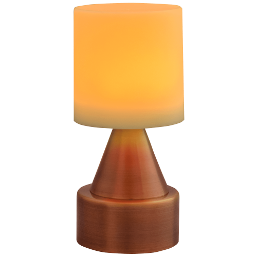 Беспроводной светильник WC600B (бронза)