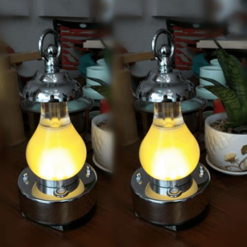 Беспроводной светильник WM100 (серебро)