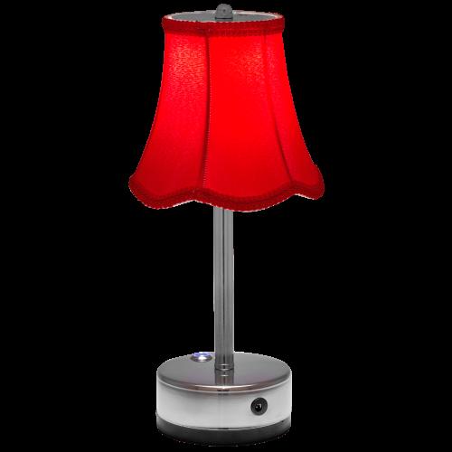 Беспроводной светильник WM200 (серебро)